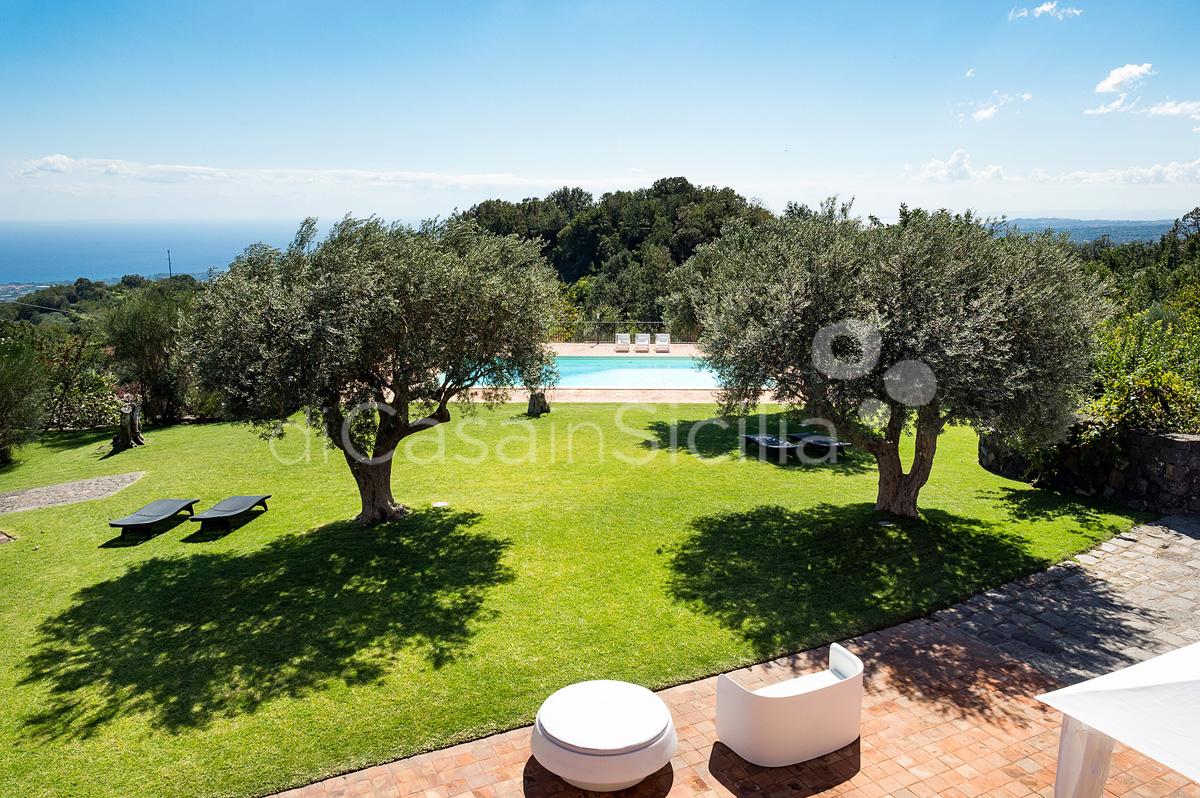 Mila Villa con Piscina in affitto a Milo Etna Sicilia - 6