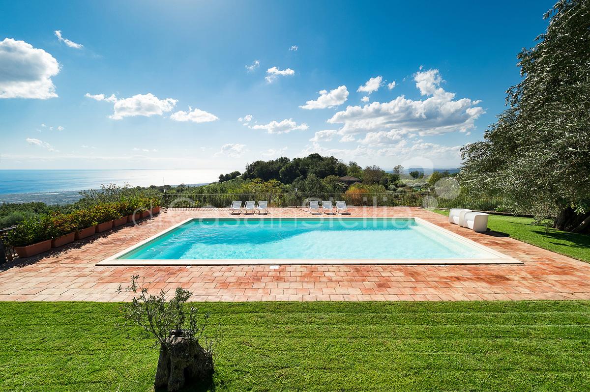 Villas avec piscine et vues sur mer, Etna|Di Casa in Sicilia - 9