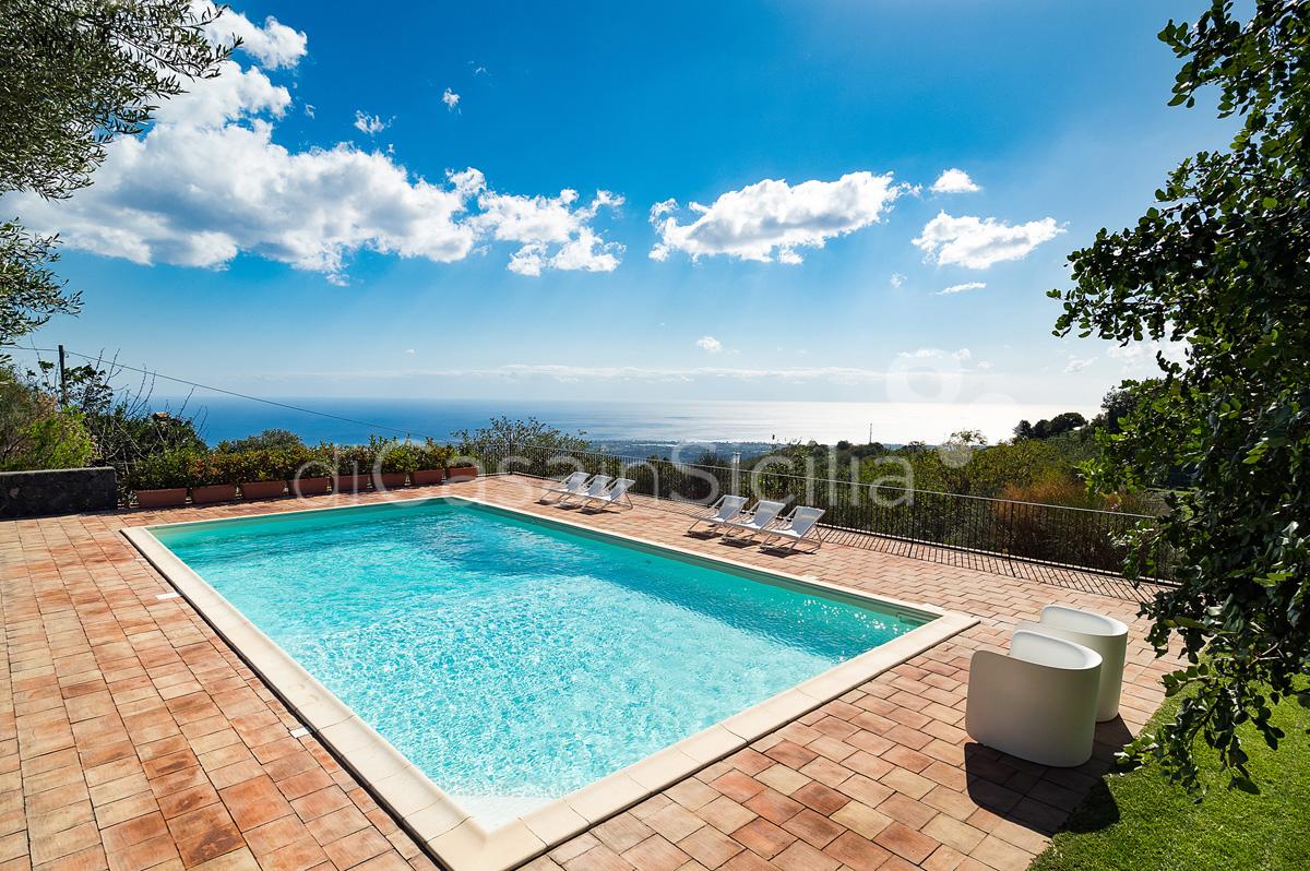 Villas avec piscine et vues sur mer, Etna|Di Casa in Sicilia - 10
