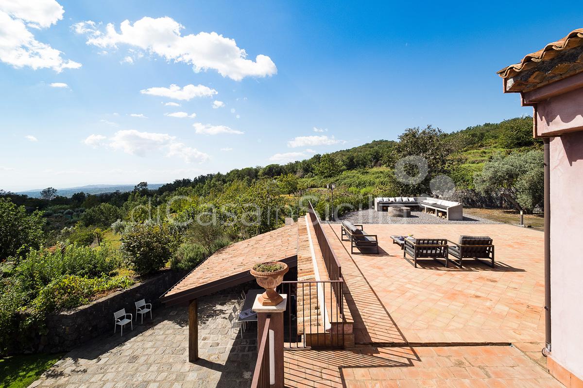 Villas avec piscine et vues sur mer, Etna|Di Casa in Sicilia - 20