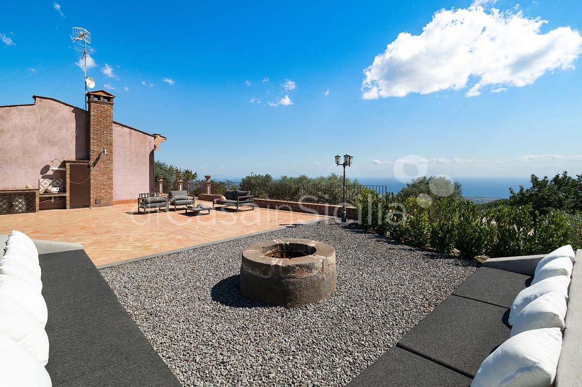 Mila Villa con Piscina in affitto a Milo Etna Sicilia - 22