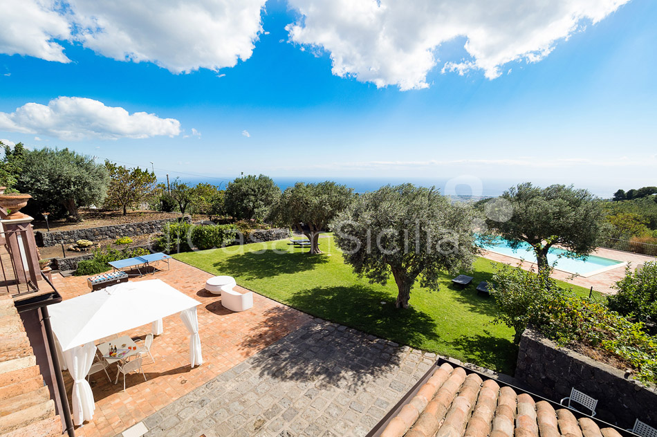 Mila Sicily Villa with Pool for rent in Milo Mount Etna - 23