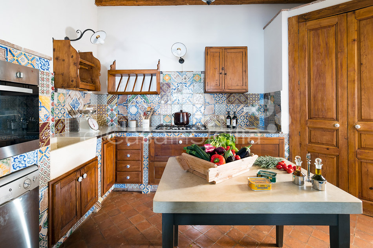 Villas avec piscine et vues sur mer, Etna|Di Casa in Sicilia - 30