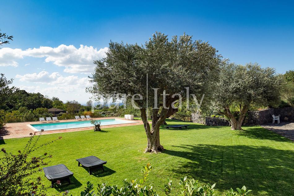 Villen mit Pool und Meerblick am Ätna   Pure Italy - 8