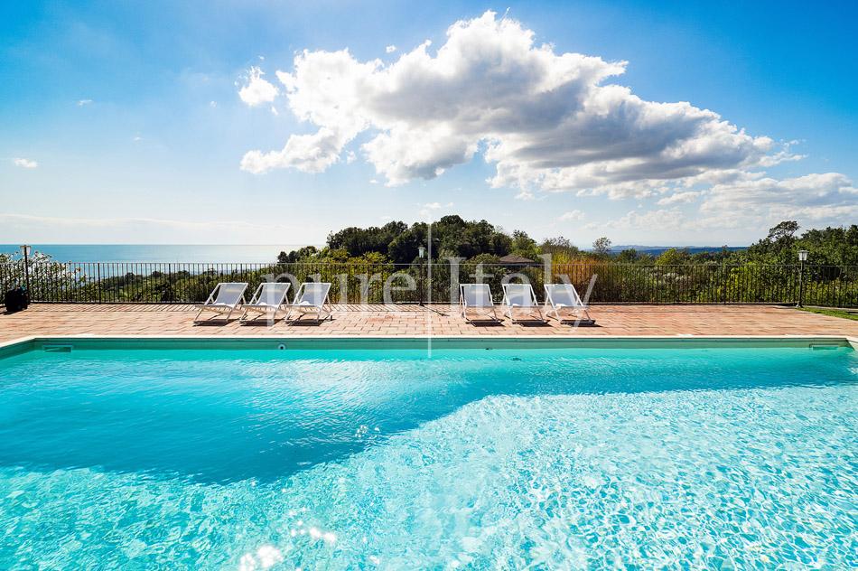 Villen mit Pool und Meerblick am Ätna   Pure Italy - 11