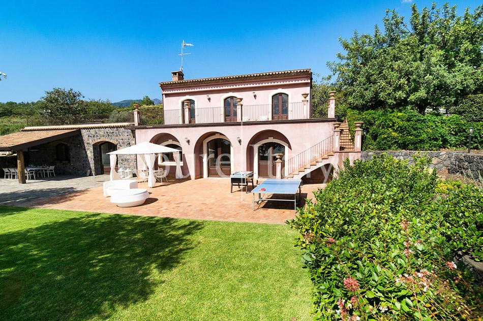 Villen mit Pool und Meerblick am Ätna   Pure Italy - 16