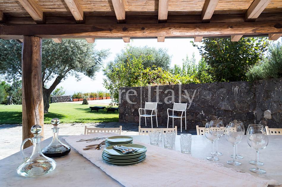 Villen mit Pool und Meerblick am Ätna   Pure Italy - 19