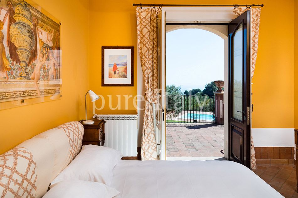Villen mit Pool und Meerblick am Ätna   Pure Italy - 51