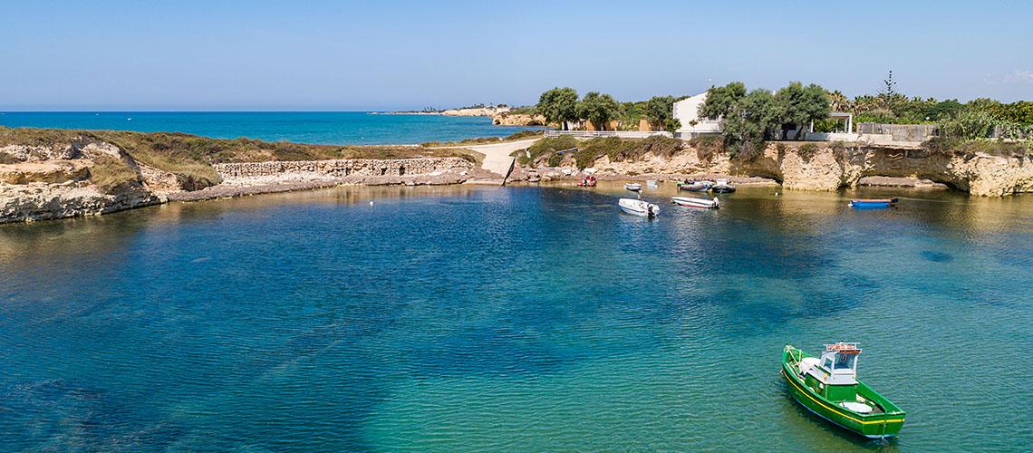 Baia del Mar Sizilien Strandvilla zur Miete bei Ispica  - 0