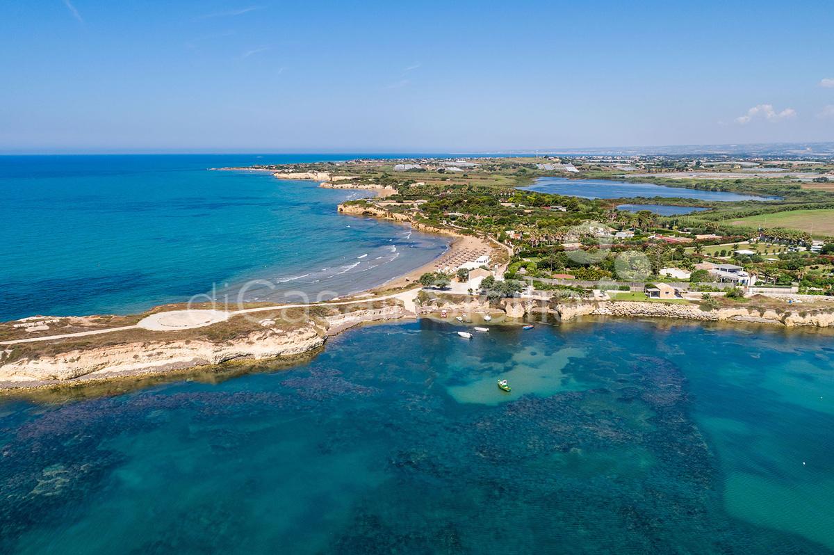 Baia del Mar Sizilien Strandvilla zur Miete bei Ispica  - 9