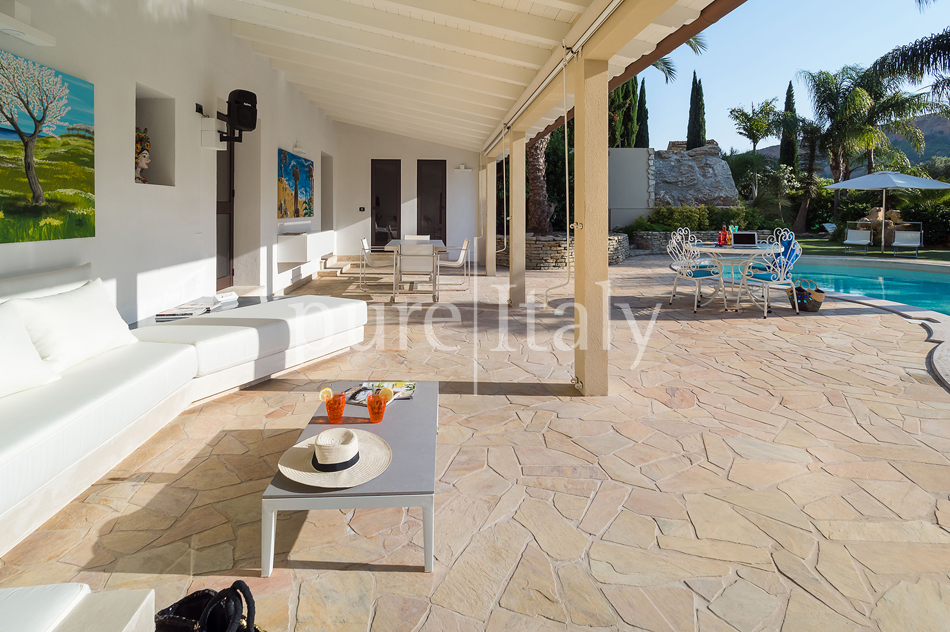 Villas with pool and wellness area, Sicily's south coast|Pure Italy - 19