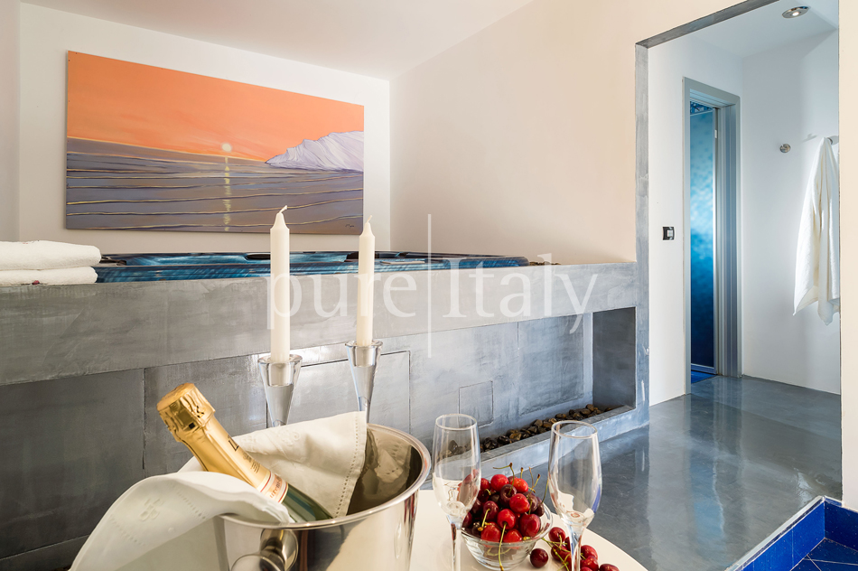 Villas with pool and wellness area, Sicily's south coast|Pure Italy - 62