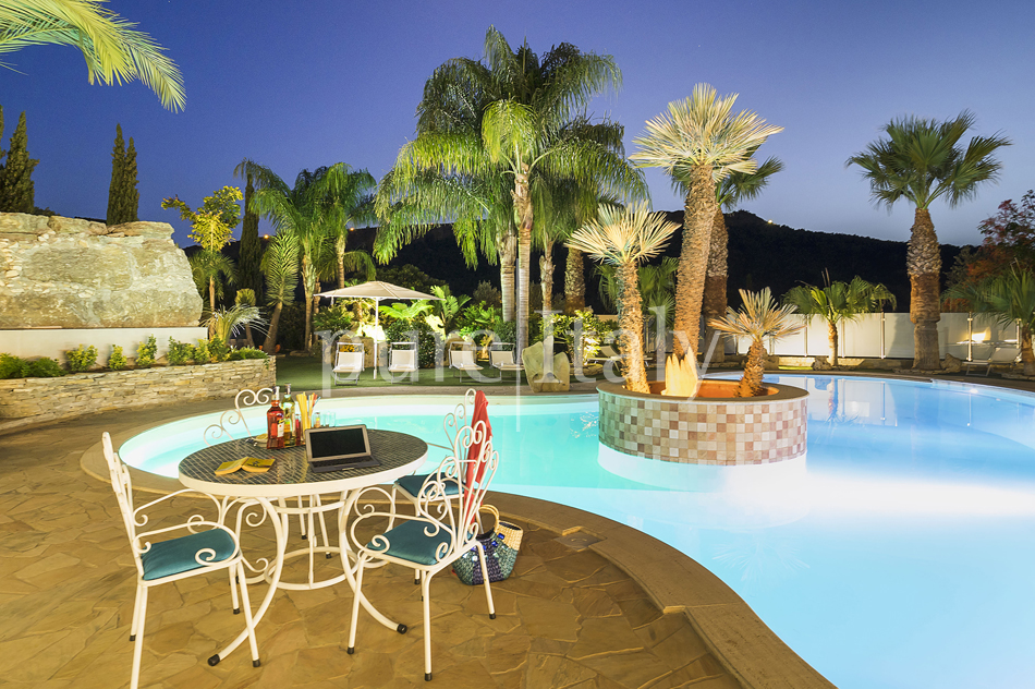 Villas with pool and wellness area, Sicily's south coast|Pure Italy - 68