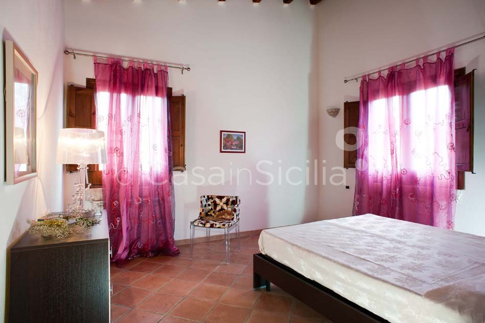 Cialoma Sea View Villa with Pool for rent in Scopello Sicily - 20