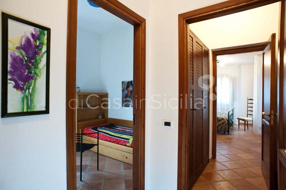 Cialoma Sea View Villa with Pool for rent in Scopello Sicily - 25