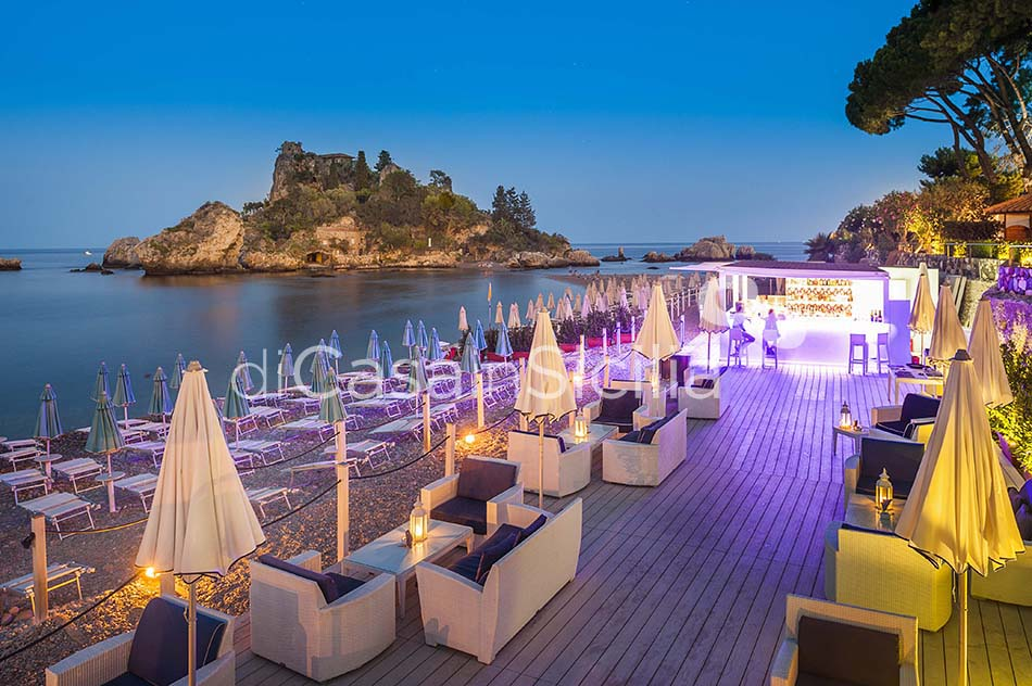 Villa Luce Sea View Luxury Villa with Pool for rent Taormina Sicily - 56