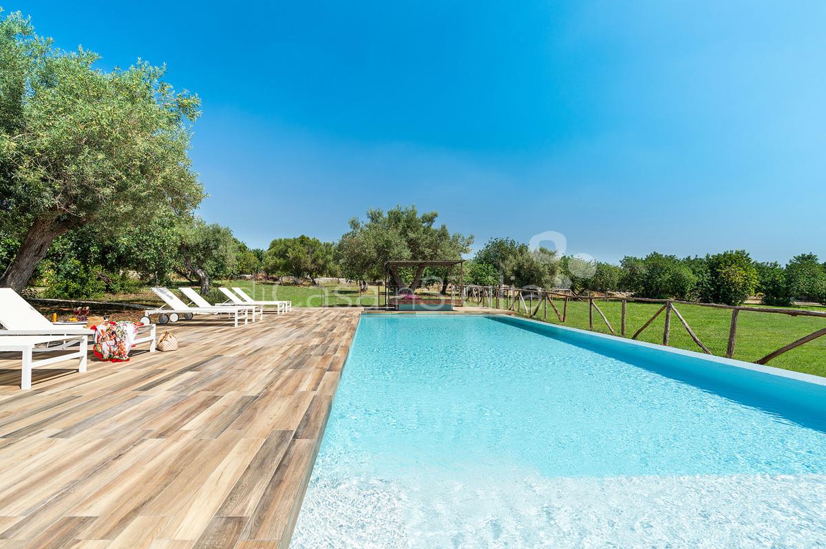 Dimora Pura Familienvilla mit Infinity Pool zur Miete Scicli Sizilien - 10