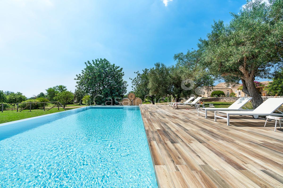 Dimora Pura Familienvilla mit Infinity Pool zur Miete Scicli Sizilien - 11