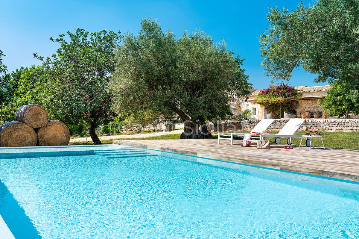 Dimora Pura Familienvilla mit Infinity Pool zur Miete Scicli Sizilien - 12