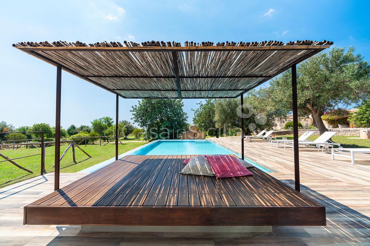 Dimora Pura Familienvilla mit Infinity Pool zur Miete Scicli Sizilien - 14