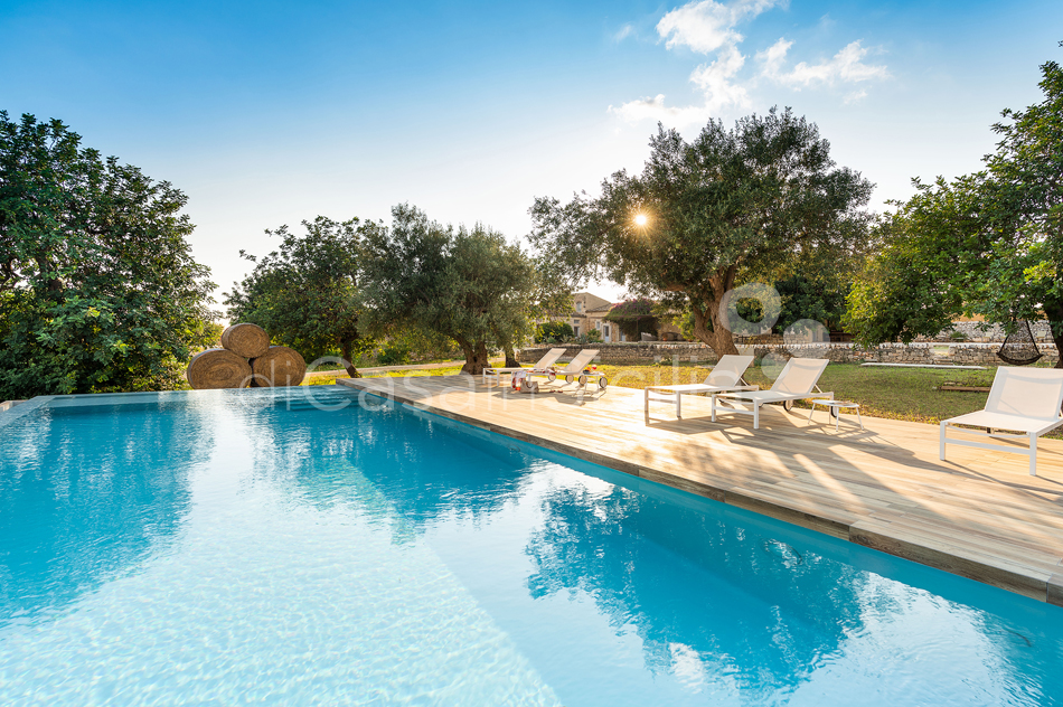 Dimora Pura Familienvilla mit Infinity Pool zur Miete Scicli Sizilien - 16