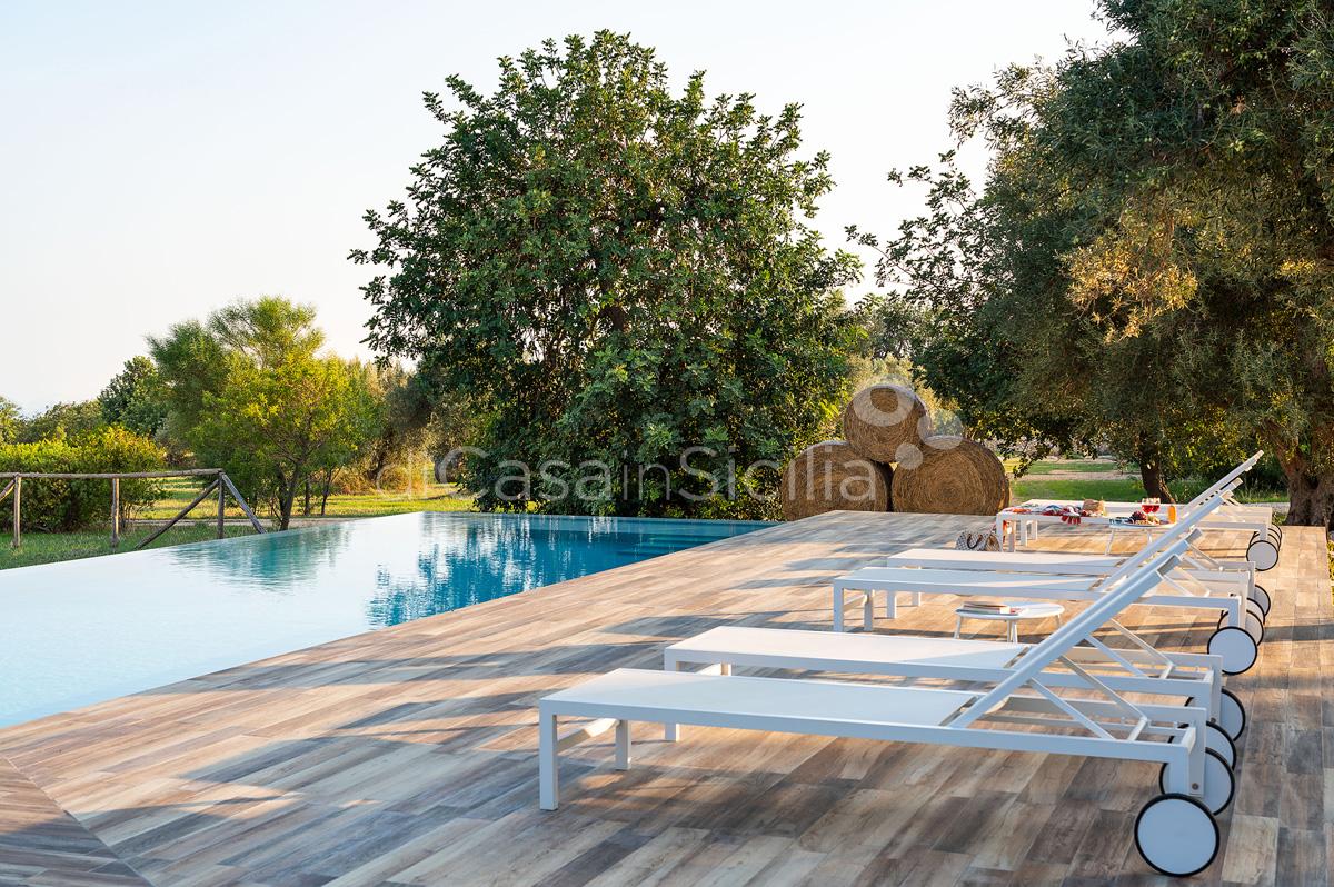 Dimora Pura Familienvilla mit Infinity Pool zur Miete Scicli Sizilien - 17