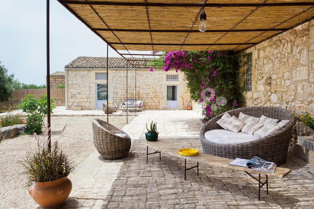 Dimora Pura Familienvilla mit Infinity Pool zur Miete Scicli Sizilien - 24