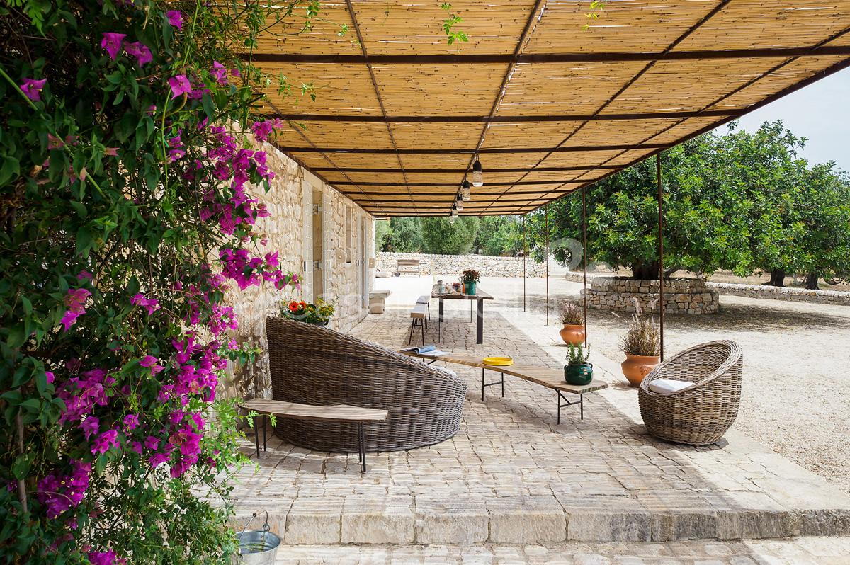 Dimora Pura Familienvilla mit Infinity Pool zur Miete Scicli Sizilien - 25
