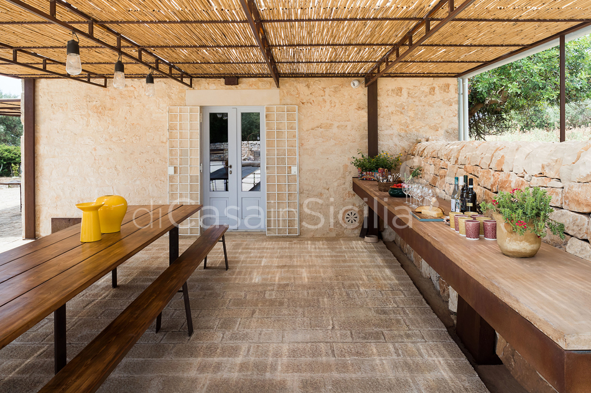 Dimora Pura Familienvilla mit Infinity Pool zur Miete Scicli Sizilien - 28