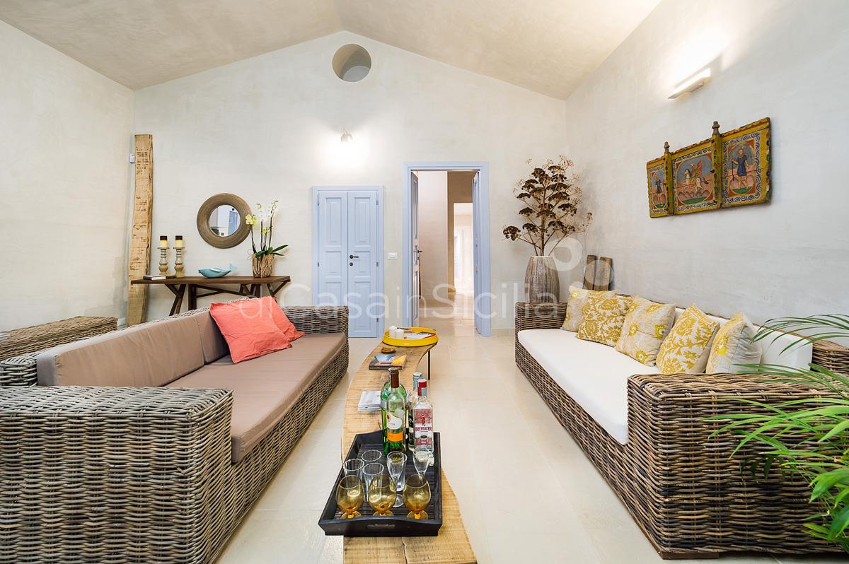 Dimora Pura Familienvilla mit Infinity Pool zur Miete Scicli Sizilien - 35