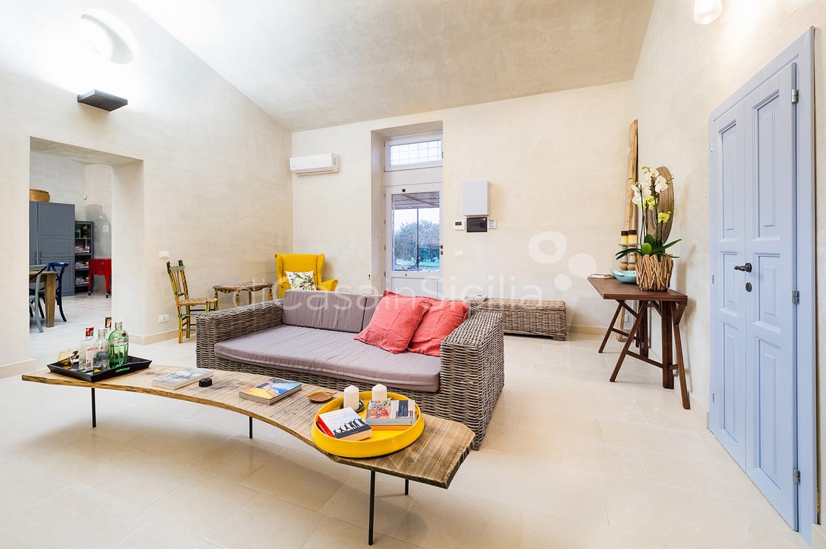 Dimora Pura Familienvilla mit Infinity Pool zur Miete Scicli Sizilien - 37