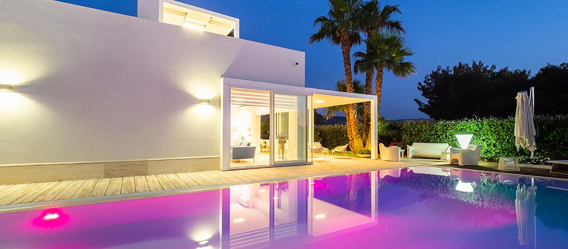 Villa Bellini Designer Villa zur Miete mit Pool in Cornino Sizilien - 47