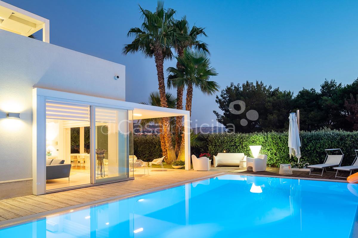 Villa Bellini Designer Villa zur Miete mit Pool in Cornino Sizilien - 0