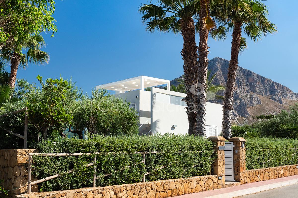 Villa Bellini Designer Villa zur Miete mit Pool in Cornino Sizilien - 15