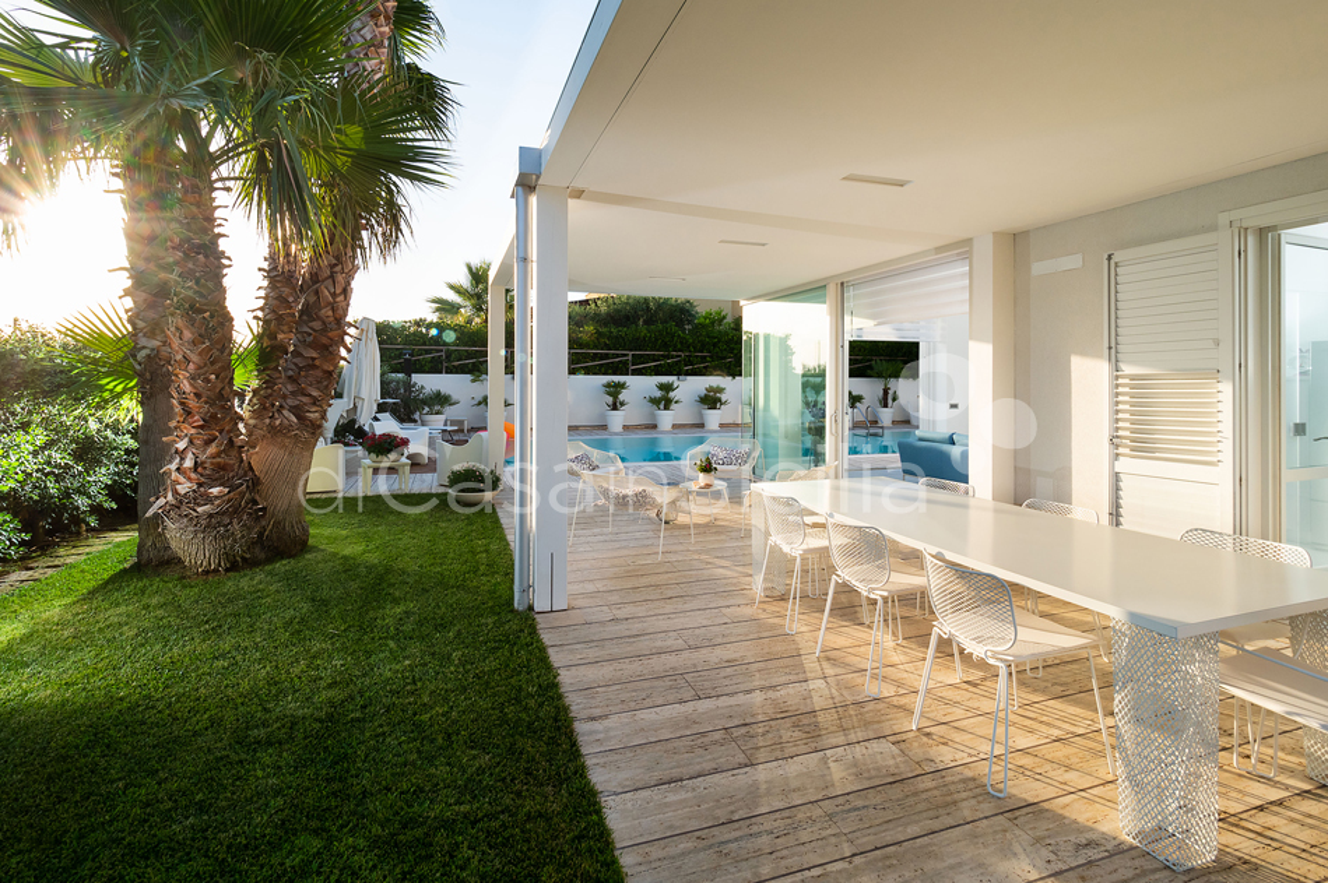 Villa Bellini Designer Villa zur Miete mit Pool in Cornino Sizilien - 18