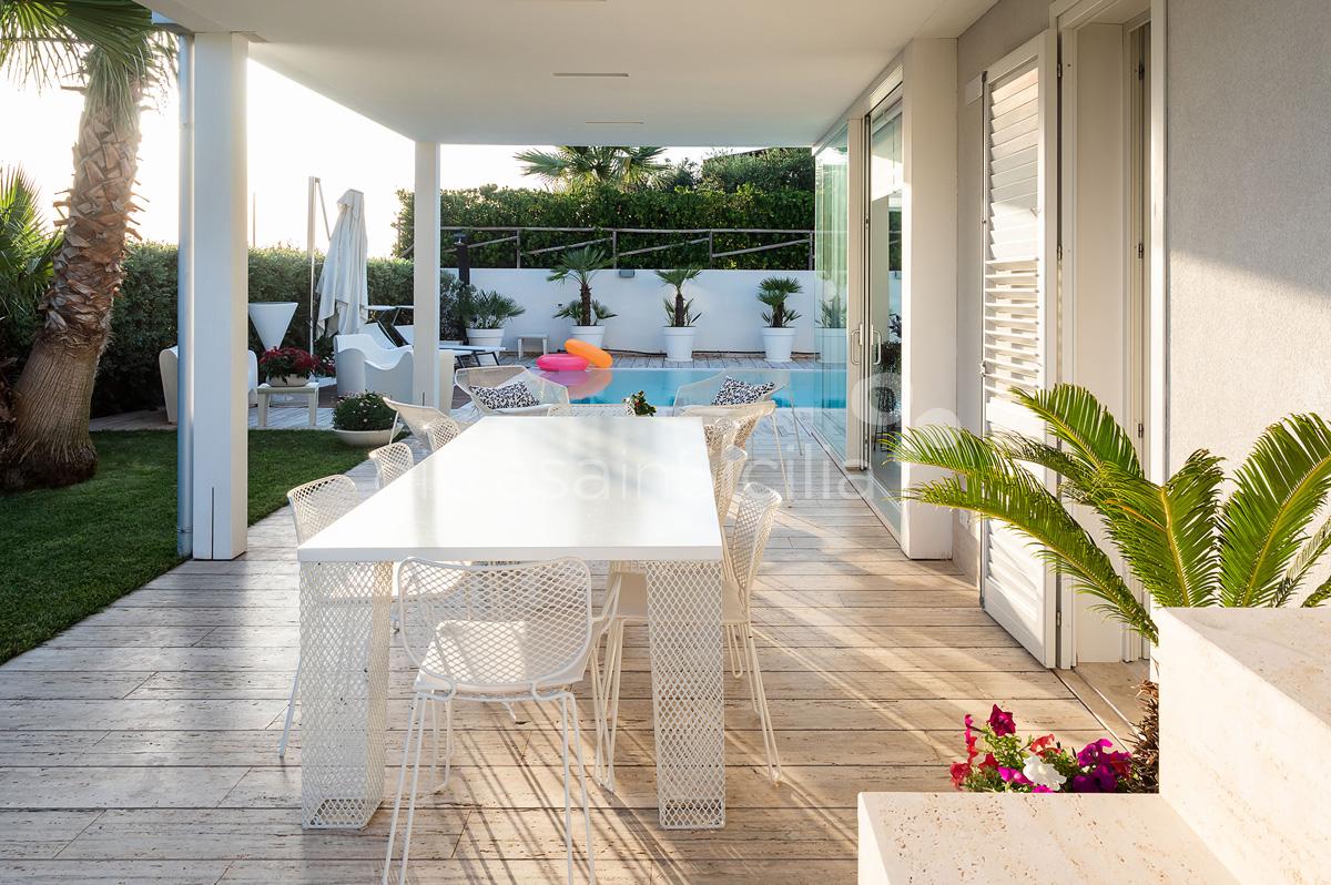 Villa Bellini Designer Villa zur Miete mit Pool in Cornino Sizilien - 19