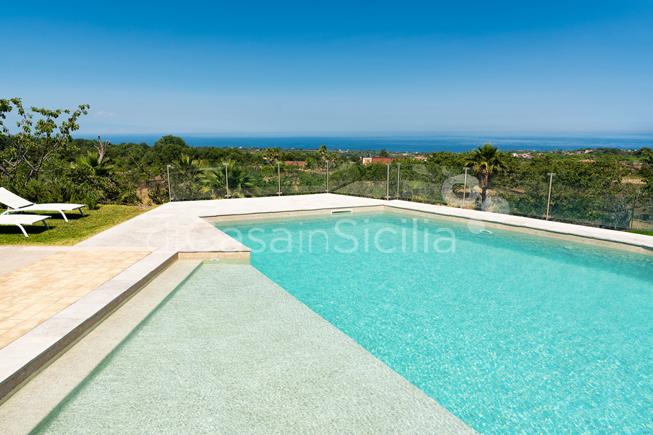 La Torretta Luxury Villa with Pool and Spa for rent Mount Etna Sicily - 8