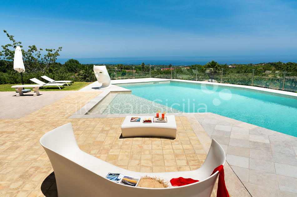 La Torretta Luxury Villa with Pool and Spa for rent Mount Etna Sicily - 10