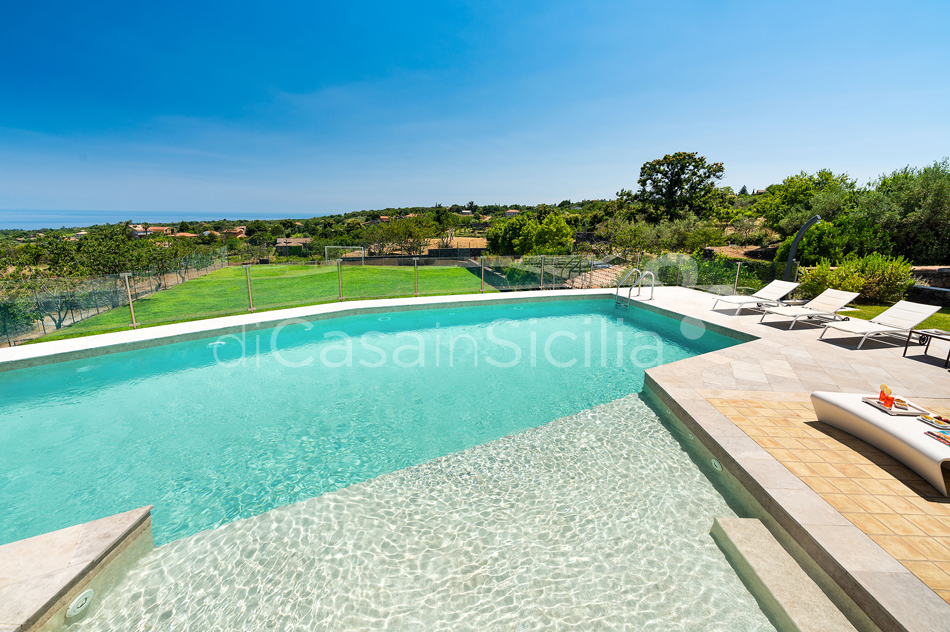 La Torretta Luxury Villa with Pool and Spa for rent Mount Etna Sicily - 12