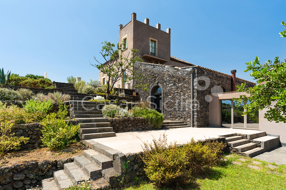 La Torretta Luxury Villa with Pool and Spa for rent Mount Etna Sicily - 21