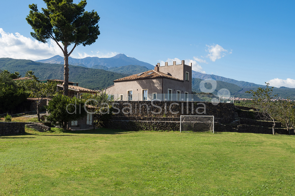La Torretta Luxury Villa with Pool and Spa for rent Mount Etna Sicily - 23