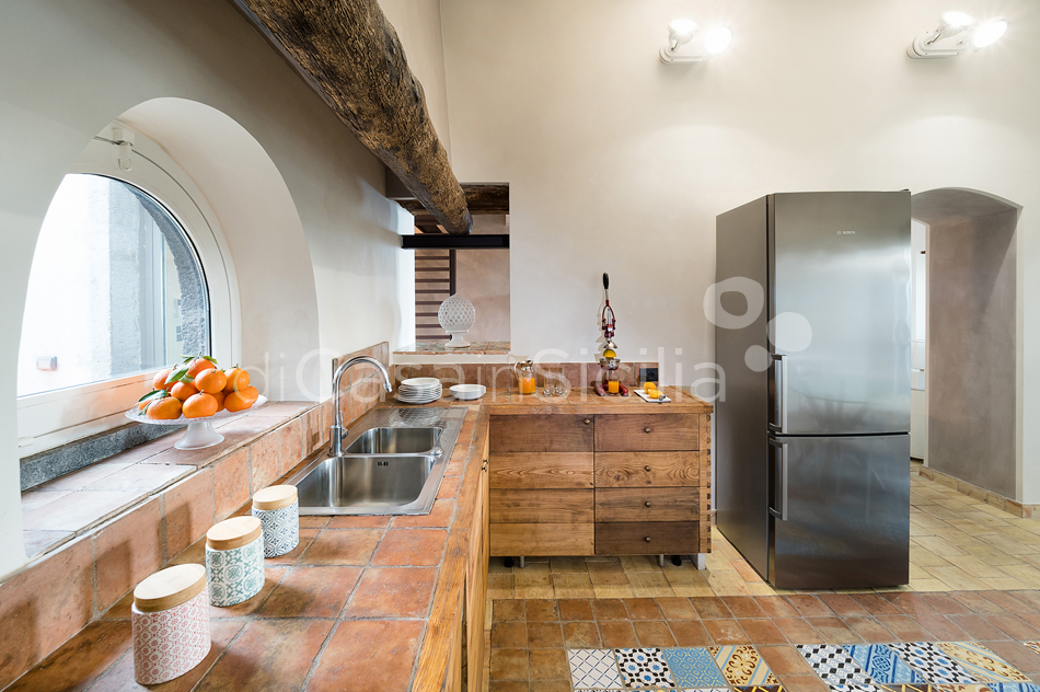 La Torretta Luxury Villa with Pool and Spa for rent Mount Etna Sicily - 32
