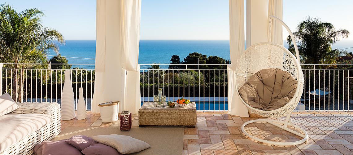 Villa Pales Villa am Meer mit Pool zur Miete in Licata Agrigento Sicilia - 1