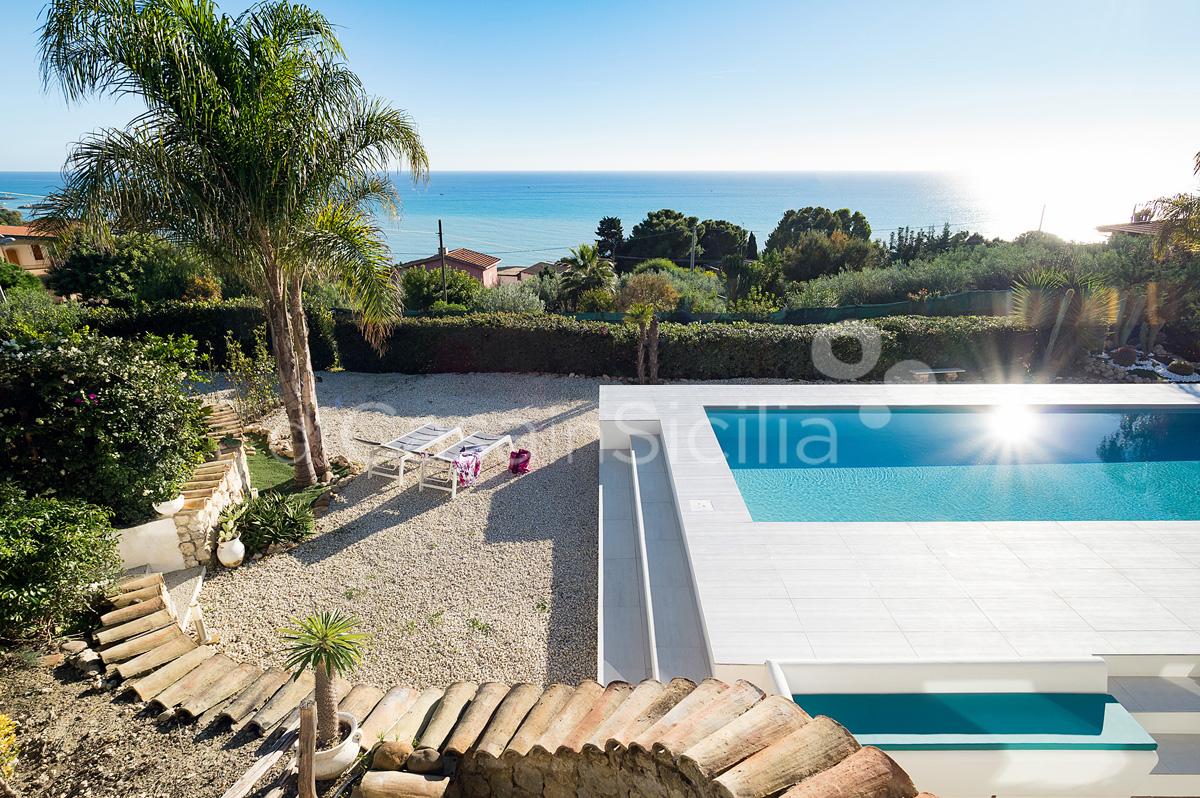 Villa Pales Villa am Meer mit Pool zur Miete in Licata Agrigento Sicilia - 11