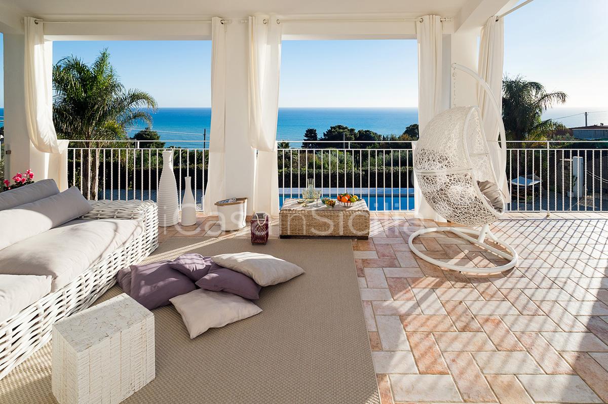 Villa Pales Villa am Meer mit Pool zur Miete in Licata Agrigento Sicilia - 19