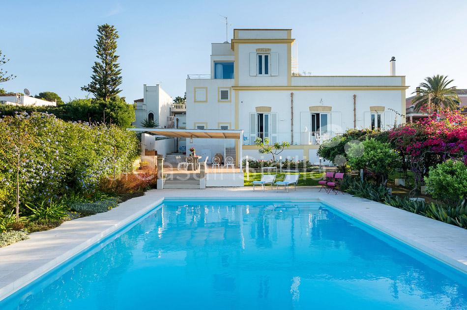 Il Giardino Ritrovato Luxury Villa with Pool for rent Marsala Sicily - 8