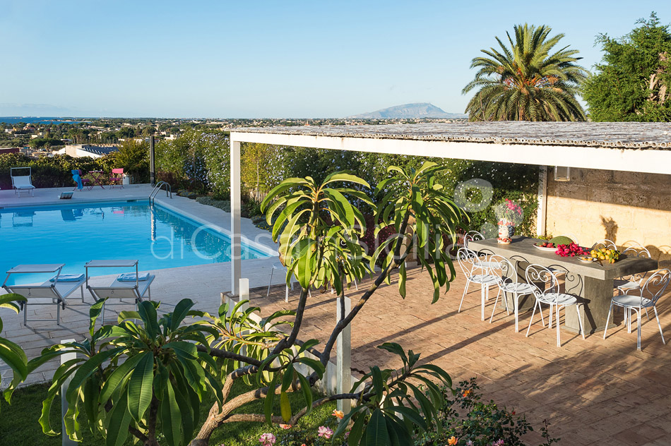 Il Giardino Ritrovato Luxury Villa with Pool for rent Marsala Sicily - 17