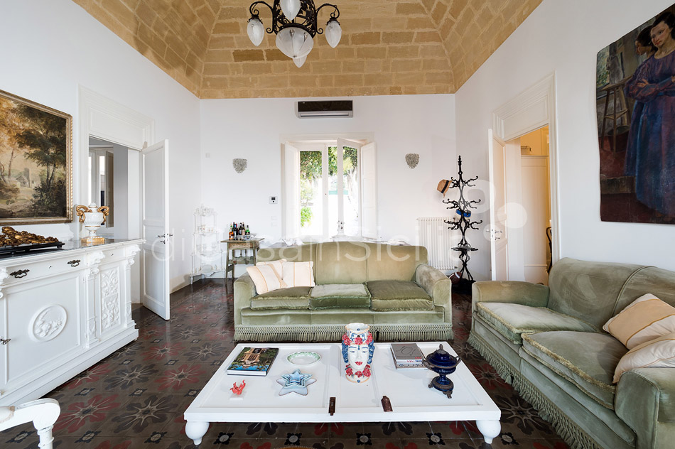 Il Giardino Ritrovato Luxury Villa with Pool for rent Marsala Sicily - 26
