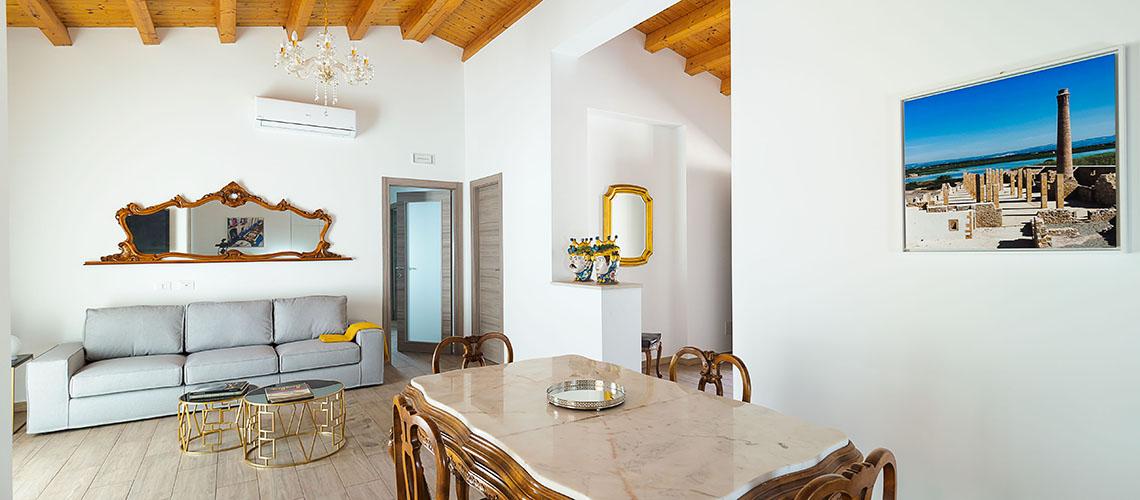 Villa Kika Villa con Piscina e Giardino in affitto vicino Noto Sicilia - 2