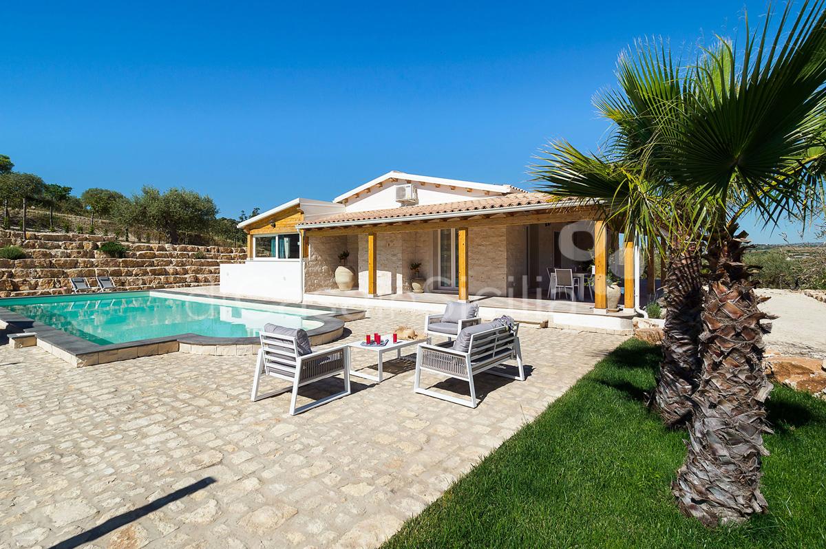 Villa Kika Villa con Piscina e Giardino in affitto vicino Noto Sicilia - 5